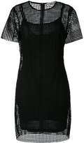 Diane von Furstenberg sheer dress - women - Silk/Polyester/Viscose - 4