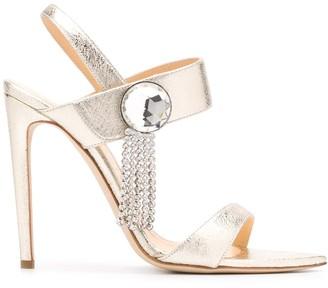 Chloe Gosselin Tori 120mm sandals