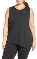 Nike Plus Size Women's Breathe Dri-Fit Tank