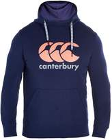 Canterbury of New Zealand Men's Vapodri Large Logo Over The Head Hoodie