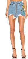 Marcelo Burlon County of Milan Amine Skirt