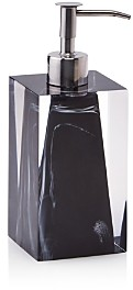 Kassatex Ducale Black Lotion Dispenser - 100% Exclusive