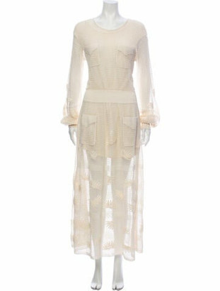 Chanel 2017 Long Dress