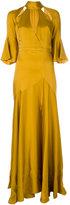 Temperley London Carnation long dress