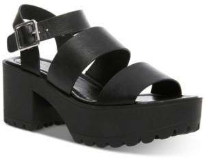 Madden-Girl Carter Platform Lug Sandals