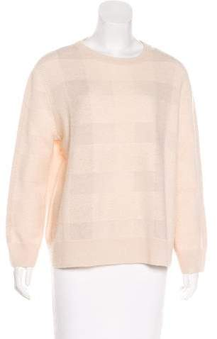 The Row Cashmere & Silk Blend Sweater