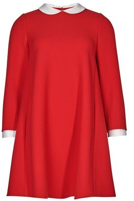 MARC JACOBS, THE Double Face Wool Swing Dress