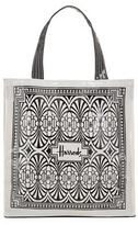 Harrods Small Art Deco Shopper Bag