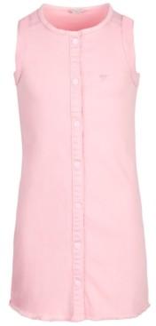 GUESS Big Girls Denim Sleeveless Dress