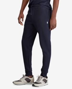 Polo Ralph Lauren Men's Big & Tall Double-Knit Jogger Pants