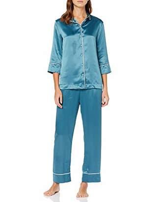 Lovable Women's Open Stylish Pyjama Set,Medium