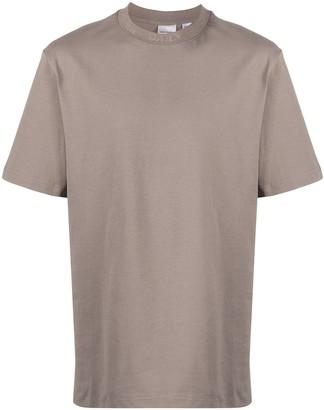 Daily Paper mock-neck boxy T-shirt