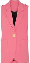 Petar Petrov Cotton-blend Vest - Pink