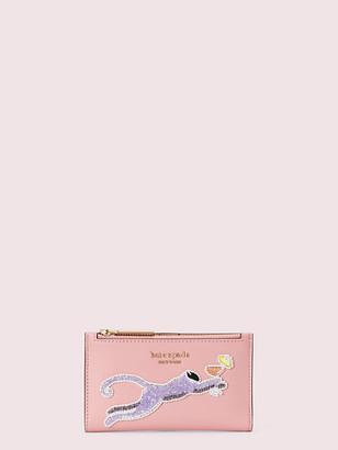 Kate Spade Safari Small Slim Bifold Wallet