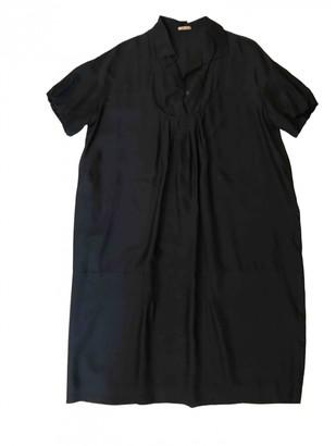 Miu Miu Blue Viscose Dresses