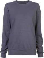 Rick Owens classic fitted sweater
