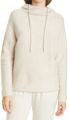 Vince Clean Edge Cashmere Hoodie