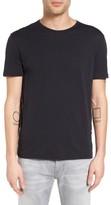 John Varvatos Men's Pintuck Detail T-Shirt