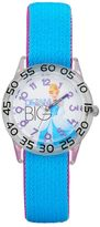 "Disney Princess Cinderella ""Dream Big"" Kids' Time Teacher Watch"