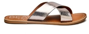 Matisse Coconuts By Pebble Flat Sandal Women's Shoes