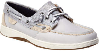 Sperry Rosefish Sparkle Leather Boat Shoe