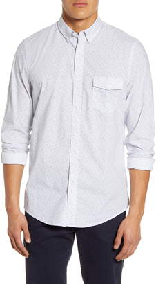 Nordstrom Button-Down Shirt