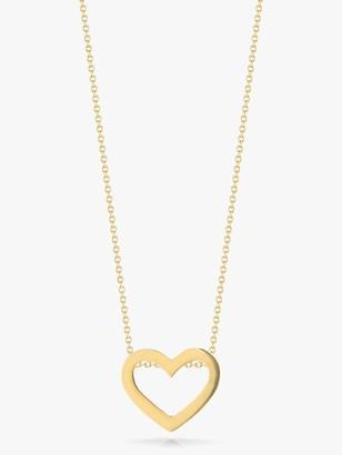 Roberto Coin Heart Pendant Necklace