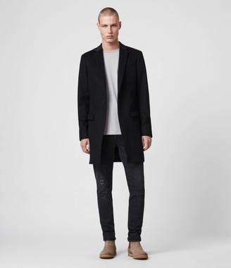 AllSaints Standen Wool Coat