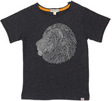 Appaman LION-GRAPHIC COTTON T-SHIRT