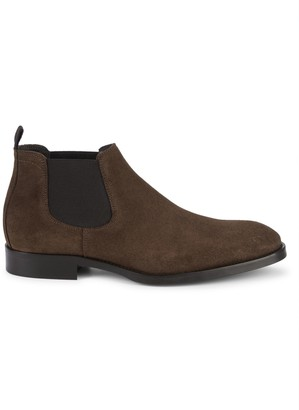 To Boot Brighton Suede Ankle Chelsea Boots