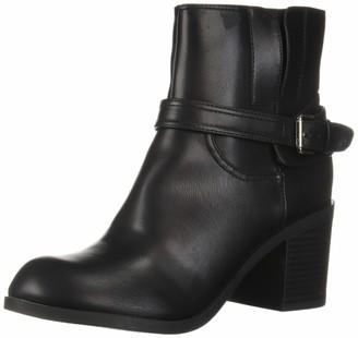 Michael Antonio Women's Matteson Ankle Boot Black 9 M US