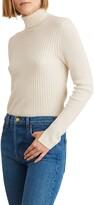 Alex Mill Multi Rib Wool Blend Turtleneck Sweater