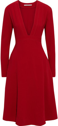Stella McCartney Leticia Stretch-crepe Dress