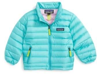 Patagonia Toddler Girl's Down Sweater Jacket