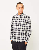 Edwin Labour Shirt Black