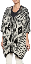 Sisters Perfect Aztec Poncho