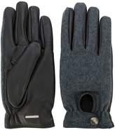 Lardini contrast gloves