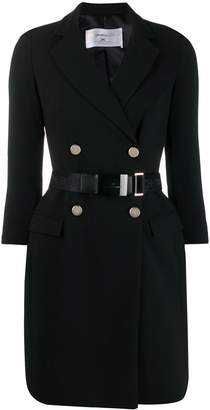 Elisabetta Franchi fitted blazer-dress