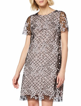 APART Fashion Women's Mesh Party Dress