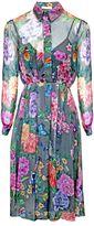 Matthew Williamson Duchess Garden Shirt Dress