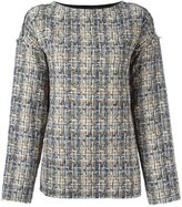 IRO tweed sweatshirt