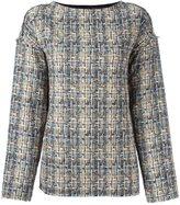 IRO tweed sweatshirt