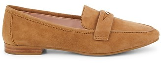 Kate Spade Cara Suede Loafers