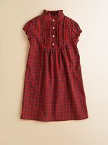 Toddler & Little Girl's Tartan Dress