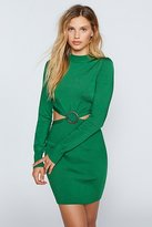 Free People Dream Girl Mini Bodycon