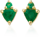 Ila Ilenia 14K Emerald Earrings