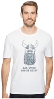 Life is Good Viking Party Smooth Tee Men's T Shirt