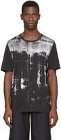 Helmut Lang Black & White Transverse T-Shirt