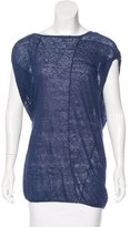 IRO Knit Linen Tunic