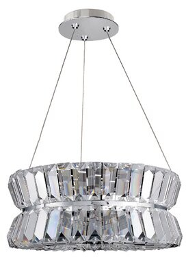 Allegri By Kalco Lighting Armanno 3 - Light Unique / Statement Geometric Chandelier by Kalco Lighting